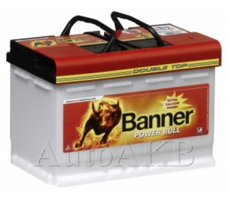 Banner Power Bull 75 Ah