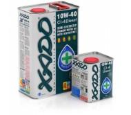 Масло XADO Atomic Oil 10W-40 CI-4 Diesel (5л.)