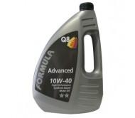 Масло Q8 10W40 Edvanced Diesel, 4л., производство Бельгия